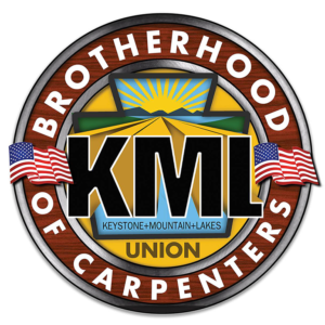 Keystone Mountain Lakes Carpenters Union Logo